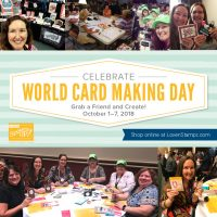 Time for a Sale! It's World Card Making Day – What Will You Make?