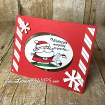 Spinner Cards Made Simple: Santa's Workshop