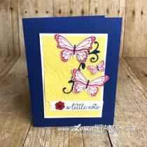 Butterfly Gala Sneak Peek: Fluttering By to Say Hi