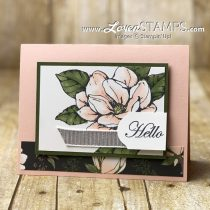 Sweet and Simple: Magnolia Lane Card Layout