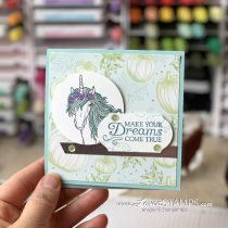 October 23 only! 15% off Selected Stamp Sets (including the unicorn)