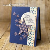 stitched stars dies so many stars brightly gleaming designer series paper