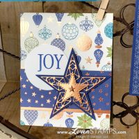 so many stars brightly gleaming dsp pop up card video tutorial