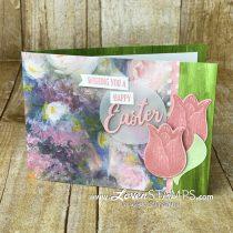 Timeless Tulips Sneak Peek for Easter: #DSPCardBase