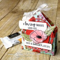 Practically Perfect: Peaceful Poppies Pocket Treats