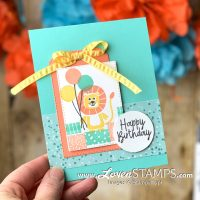 quick tool tip custom stitched tag die cuts from bonanza die tag by stampin up