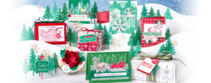 Shop the Stampin' Up Holiday Catalog August - December 2020 with Meg from LovenStamps