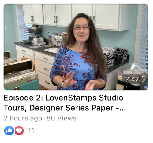lovenstamps stampin up studio tour organizing your craft space