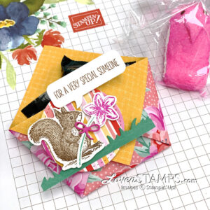 Episode-118,-6x6-Crafting-Hacks-Simple-Folded-Easter-Treat-Pouch-peeps