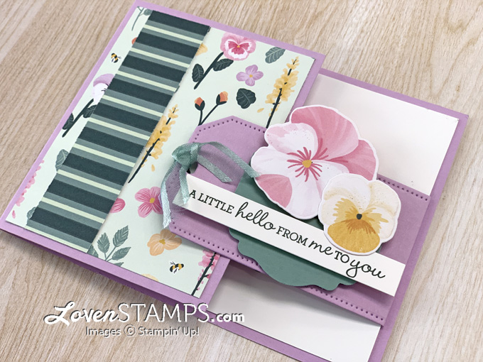 tailor-made-tags-buckle-card-fun-fold-with-pansy-petals-patch-die-stampin-up-close