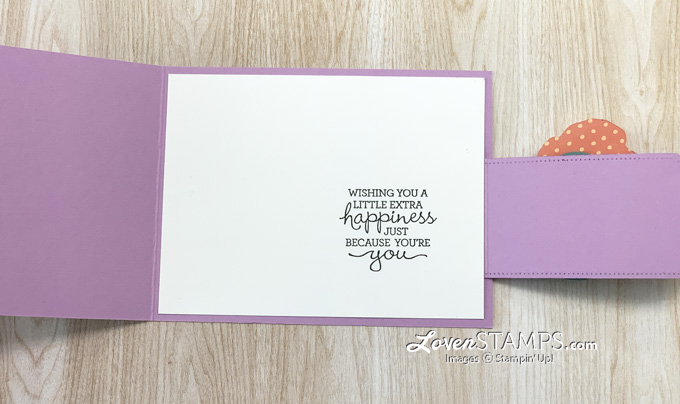 tailor-made-tags-buckle-card-fun-fold-with-pansy-petals-patch-die-stampin-up-open