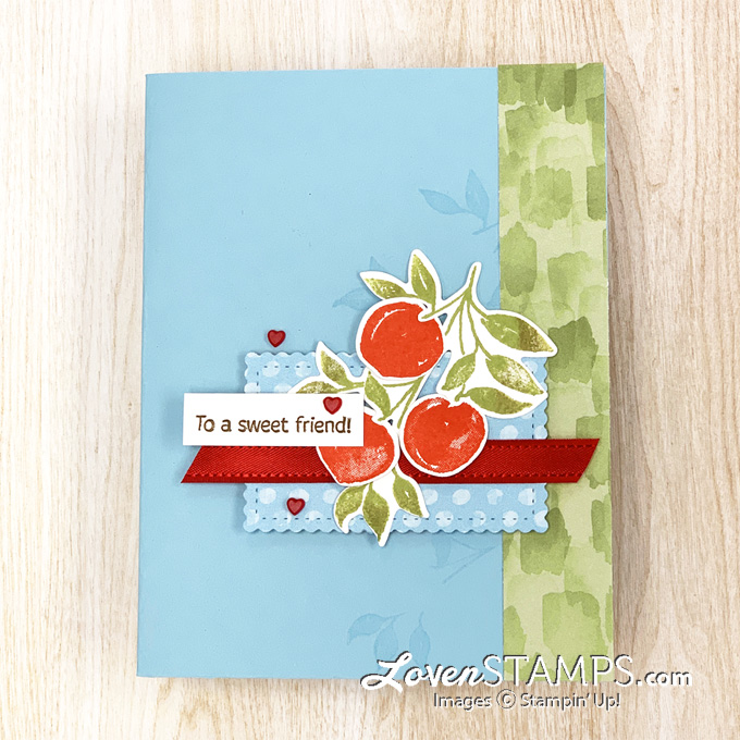 blue-cherries-stamped-youre-a-peach-sweet-friend