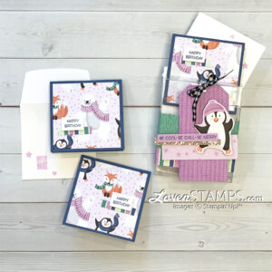 3-mini-cards-penguin-playmates-place-builder-punch-acetate-box-treat-gift-open-box