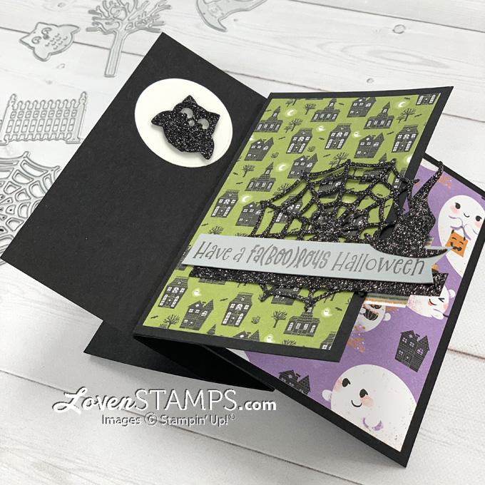 cutest-halloween-pinwheel-tower-card-frightful-tags-dies-stars-fun-fold-card-idea-stampin-up-supplies-folds-flat