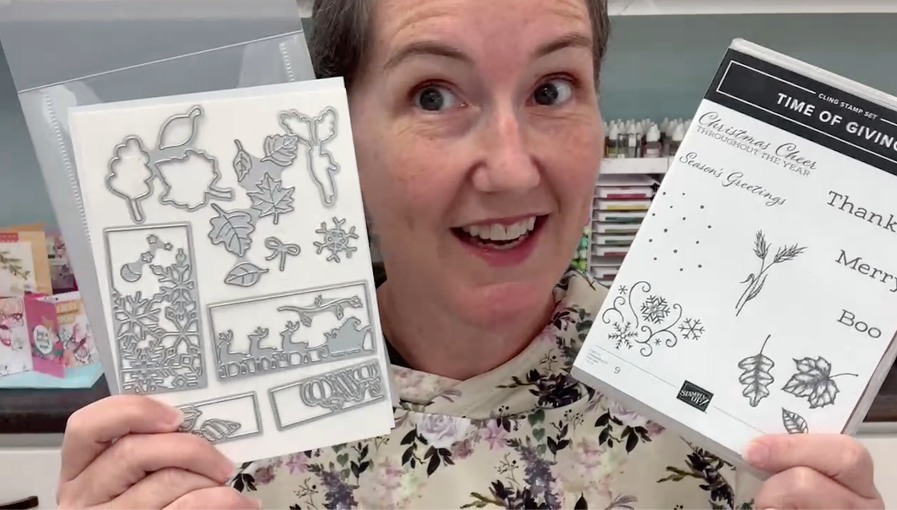 time-of-giving-gifts-dies-fall-leaves-stampin-up-masking-video-tutorial-with-silhouette-pumpkins-peek