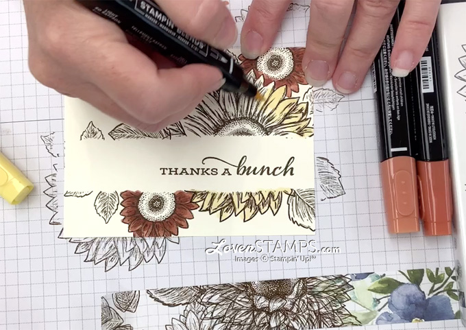 lovenstamps-steps-for-stampin-blends-markers-how-to-color-celebrate-sunflowers-fall-card-idea-video-tutorial-1