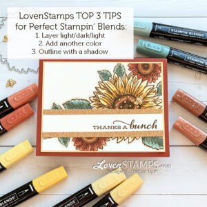 celebrate-sunflowers-learn-how-to-color-stampin-blends-alcohol-markers-bee-trinket-tricks-101-lesson-side-sq