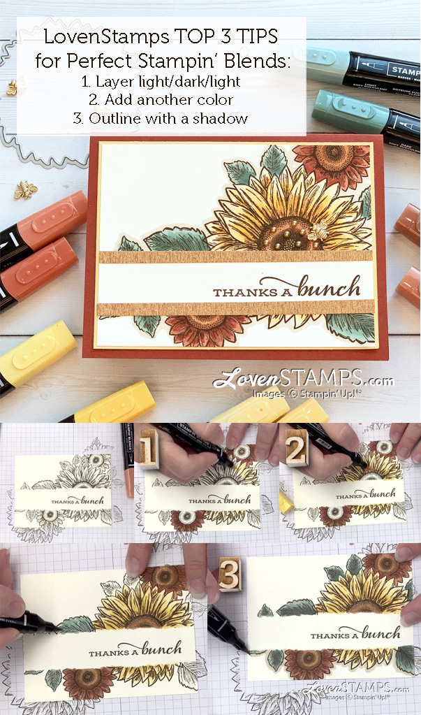 lovenstamps-top-3-tips-for-perfect-stampin-blends-how-to-celebrate-sunflowers-alcohol-markers-long-pin