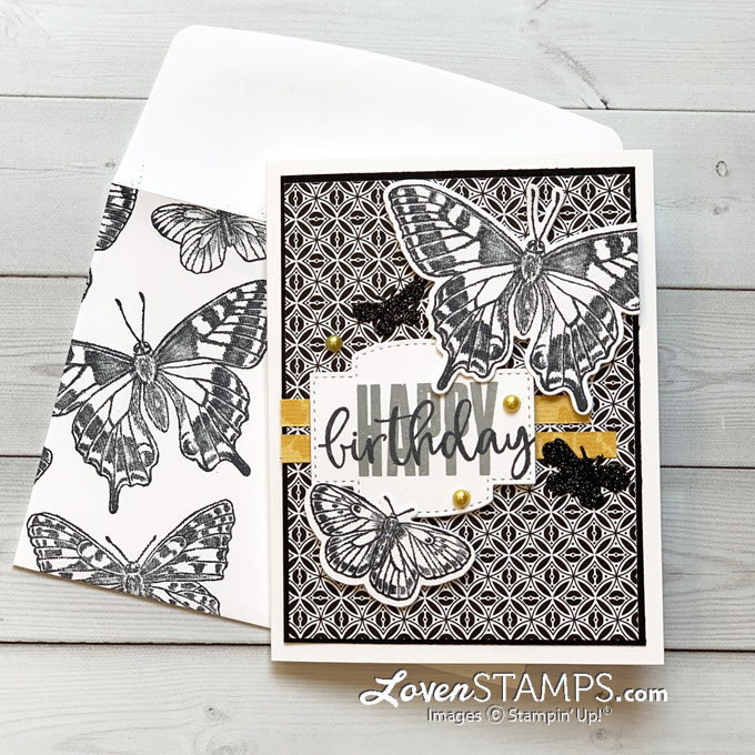 pro-stamping-tip-color-pearls-w-stampin-blends-butterfly-brilliance-wings-dies-stampin-up-stitched-sweetly-black-and-white-card-tutorial