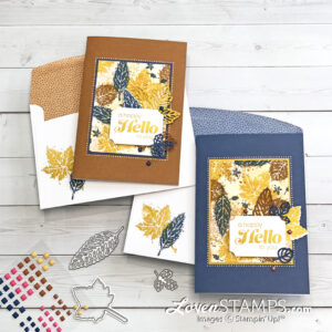 ep-200-gorgeous-leaves-intricate-dies-stampin-up-fall-sunny-sentiments-hello-card-collage-stamping-tutorial-video