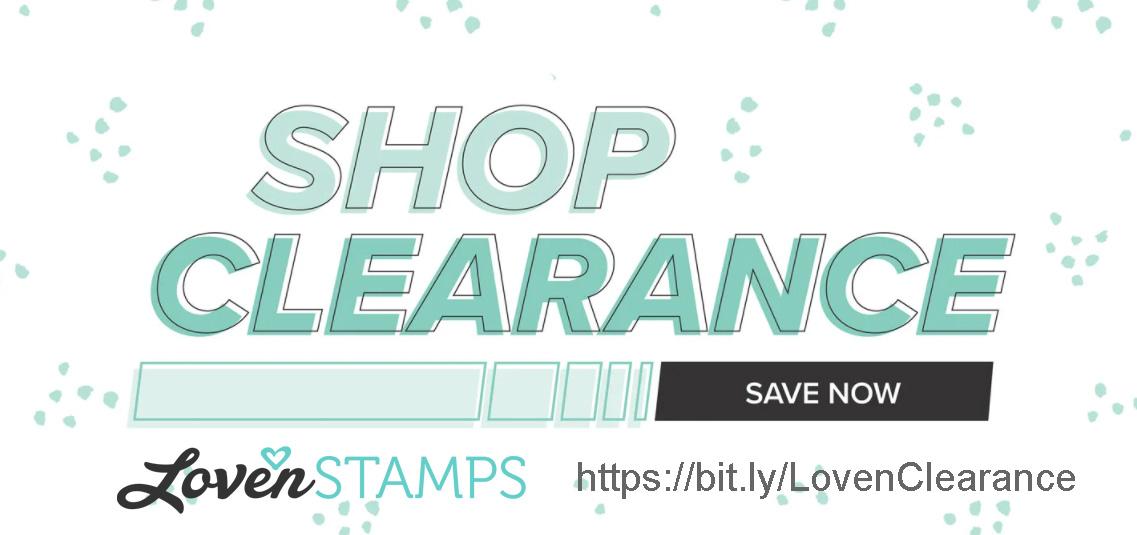 lovenstamps-stampin-up-shop-clearance-rack