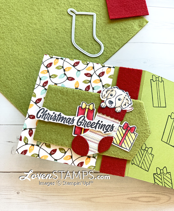 sweet-stockings-dsp-extended-z-fold-stampin-blends-dog-puppy-fun-fold-pin