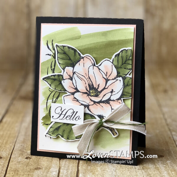 Card Gallery Tutorials - Stampin Up